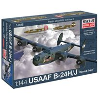 Minicraft - 1/144 Ww.II Consolidated B-24H J United States Army Air Corps Aviation Royale Du Canada