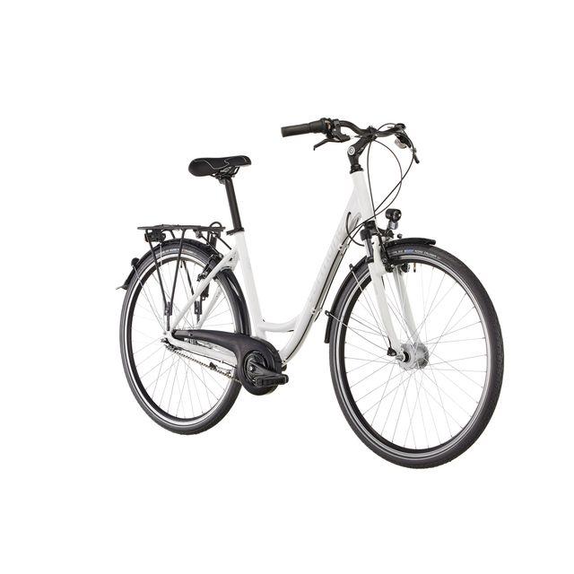 """Vermont - Jersey 7 - Vélo de ville Femme - 28"""" blanc"""
