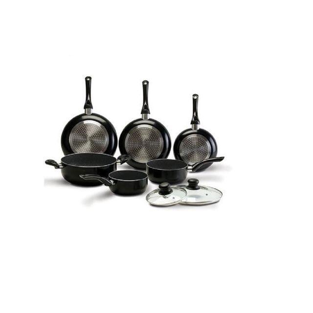 Art & Cuisine - Art&CUISINE Batteries de cuisine 8 pieces 16-18-20-24-26cm Tous feux dont induction