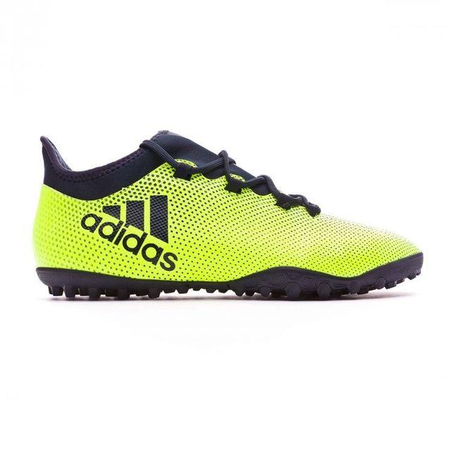 Adidas - Chaussure X Tango 17.3 Turf Solar yellow-Legend ink Taille 46.  Description  Fiche technique. Nouvelle chaussures de football ... 20f050cc0d4f