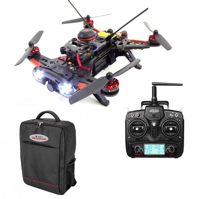 65c07efeca85f8 Walkera - Drone Racer Runner 250 Ad F3 Rtf + Sac à dos - pas cher Achat   Vente  Hélicoptères RC - RueDuCommerce