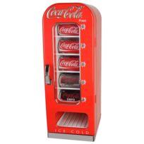 Coca-cola - Mini réfrigérateur distributeur de canettes