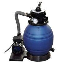 Destockoutils - Groupe de filtration piscine hors sol 10 m3/h