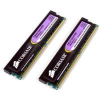 Corsair - Ram 2048 Mo - 2x 1024Mo - Ddr2-800 - 5-5-5-18 - Xms2 - Twin2X2048-6400