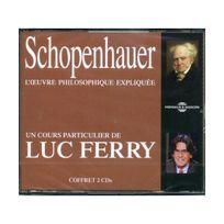 Fremeaux & Associes - Schopenhauer : L'Oeuvre Philosophique Expliquée