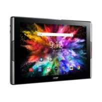 ACER - Tablette - ARM Dual Core 2,10 GHz - RAM 4 Go - stockage 64 Go - 10,1