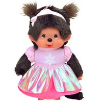 Monchhichi - Princesse Rose - 23008