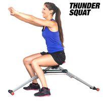 Big Buy - Appareil de Musculation Thunder Squat