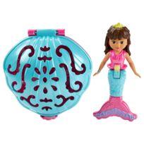 Davidson / Fisher Price - Figurine Sirène Dora et ses amies : Dora