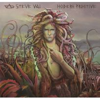 Legacy - Steve Vai - Modern Primitive / Passion & Warfare 25th Anniversary Édition, DigiPack