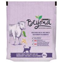 Beyond - Croquettes au Boeuf avec de l'Orge Complète pour Chats 350g