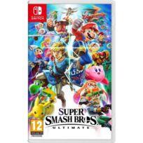 Super Smash Bros.Ultimate - Jeu Switch