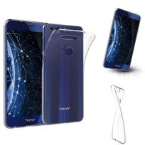 Xeptio - Huawei Honor 8 Coque gel Tpu transparente