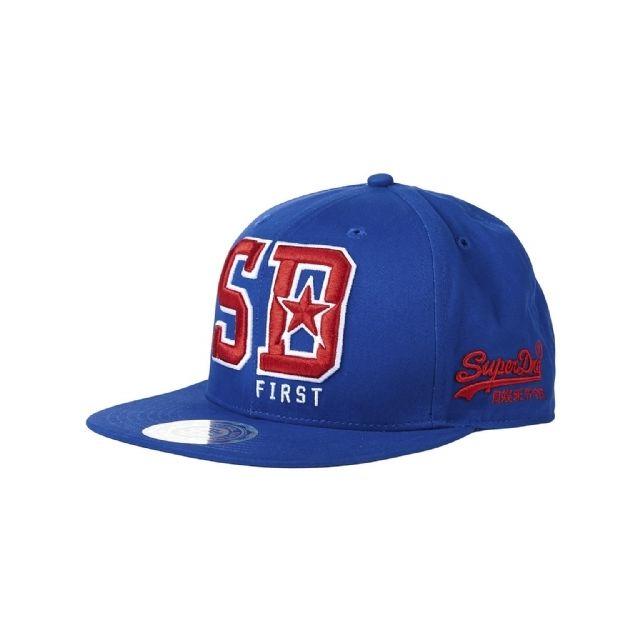 dfa980c9b37c Superdry - Kingston Casquette - pas cher Achat   Vente Casquettes, bonnets,  chapeaux - RueDuCommerce