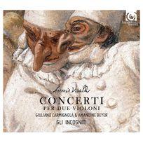 Harmonia Mundi - Antonio Vivaldi - Concerti per due violini DigiPack