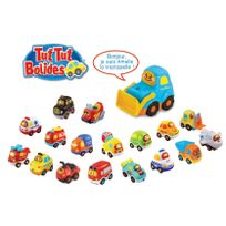 VTECH BABY - TUT TUT BOLIDES - Véhicules assortis - 202415
