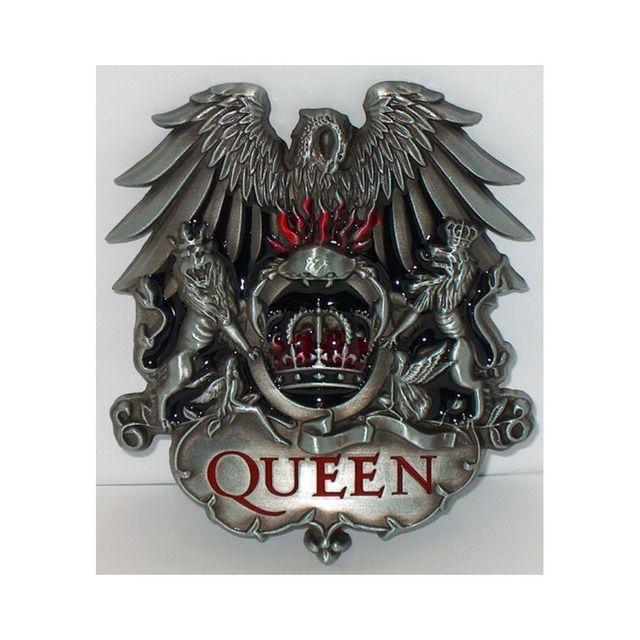 e9c259a8fe3e Universel - Boucle de ceinture groupe queen aigle rock roll homme femme