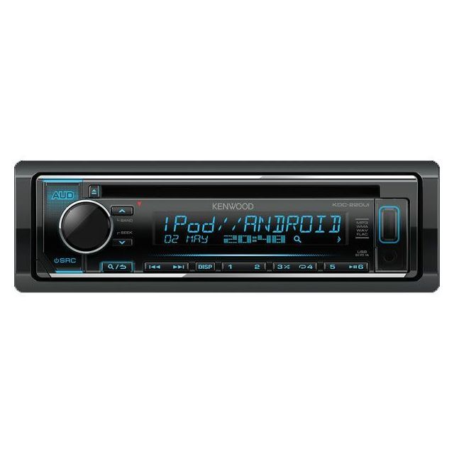 Kenwood Autoradio Mp3 Kdc-220UI