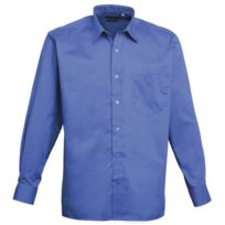 chemise homme bleu roi catalogue 2019 rueducommerce. Black Bedroom Furniture Sets. Home Design Ideas