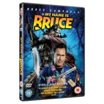 Anchor Bay Home Entertainment - My Name Is Bruce IMPORT Anglais, IMPORT Dvd - Edition simple