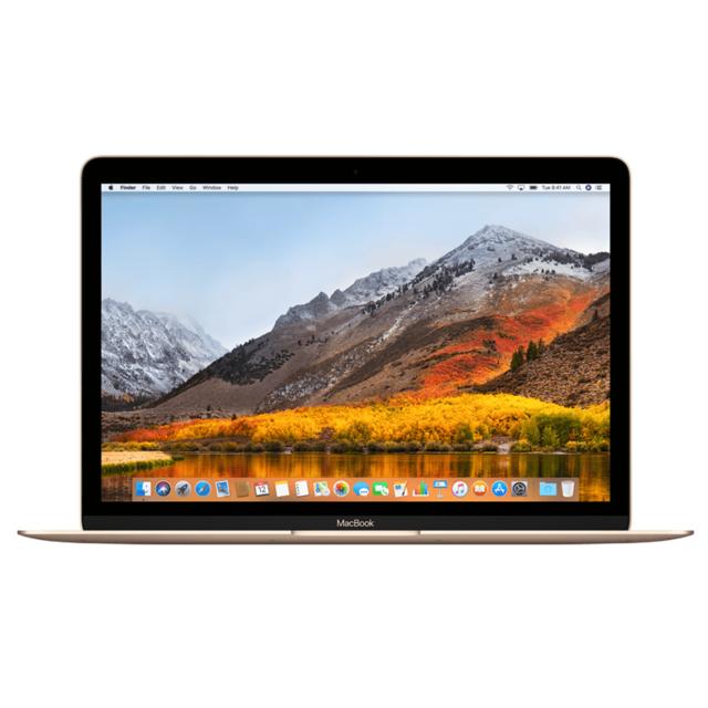 APPLE MacBook 12 - 512 Go - MNYL2FN/A - Or