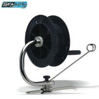 Seanox - Enrouleur De Peche Inox Grand Modele Fixation Balcon 686035