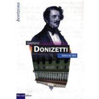Bleu Nuit - Gaetano Donizetti