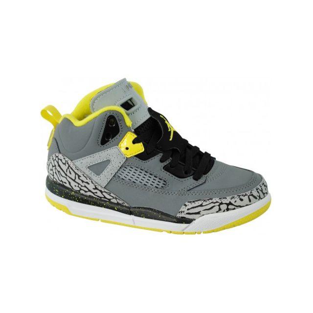 Nike Basket Air Jordan Spiz'IKE PS, Gris 317700 075 27.5