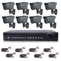 SecuriteGOODdeal - Kit vidéosurveillance 8 caméras Ccd Sony Hd