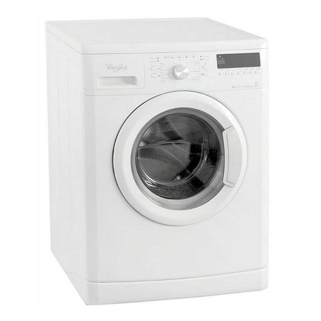 whirlpool lave linge frontal 60cm 9kg 1200t a blanc awod2928 achat lave linge hublot a. Black Bedroom Furniture Sets. Home Design Ideas