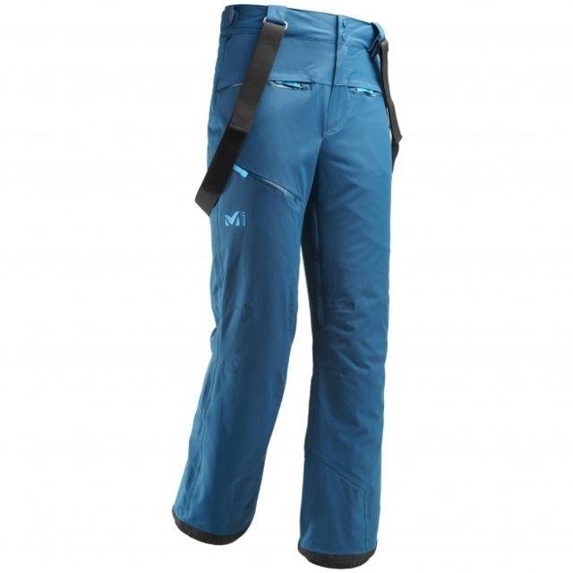 89b262c0bdd89 Millet - Pantalon De Ski Atna Peak Bleu Homme - pas cher Achat ...