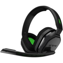 Astro Gaming - A10 Headset Grey/GREEN Xbox1