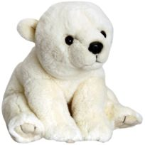 Keel Toys - Peluche Ours Polaire 45 cm
