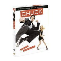 Warner Home Video - Chuck - Intégrale saison 3