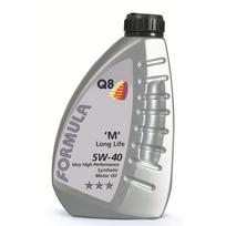 Topcar - Bidon 1 litre d'huile moteur Q8 Formula M Long Life 5W40 Réf. 101107901760