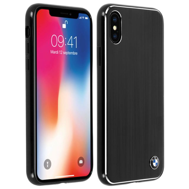 iphone x coque aluminum