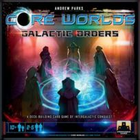 Stronghold Games - Core Worlds: Galactic Orders