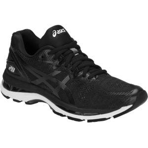 Asics - Gel Nimbus 20 Noire Et Blanche chaussure running femme