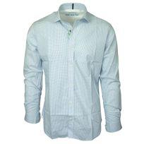 Serge Blanco - chemise blanche