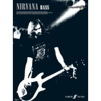 Faber - Partitions Variété, Pop, Rock. Music Nirvana - Authentic Bass Playalong Tab + Cd Basse Tablatures