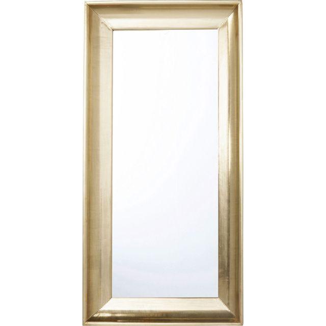 Karedesign Miroir Crudo rectangulaire 180x90cm Kare Design