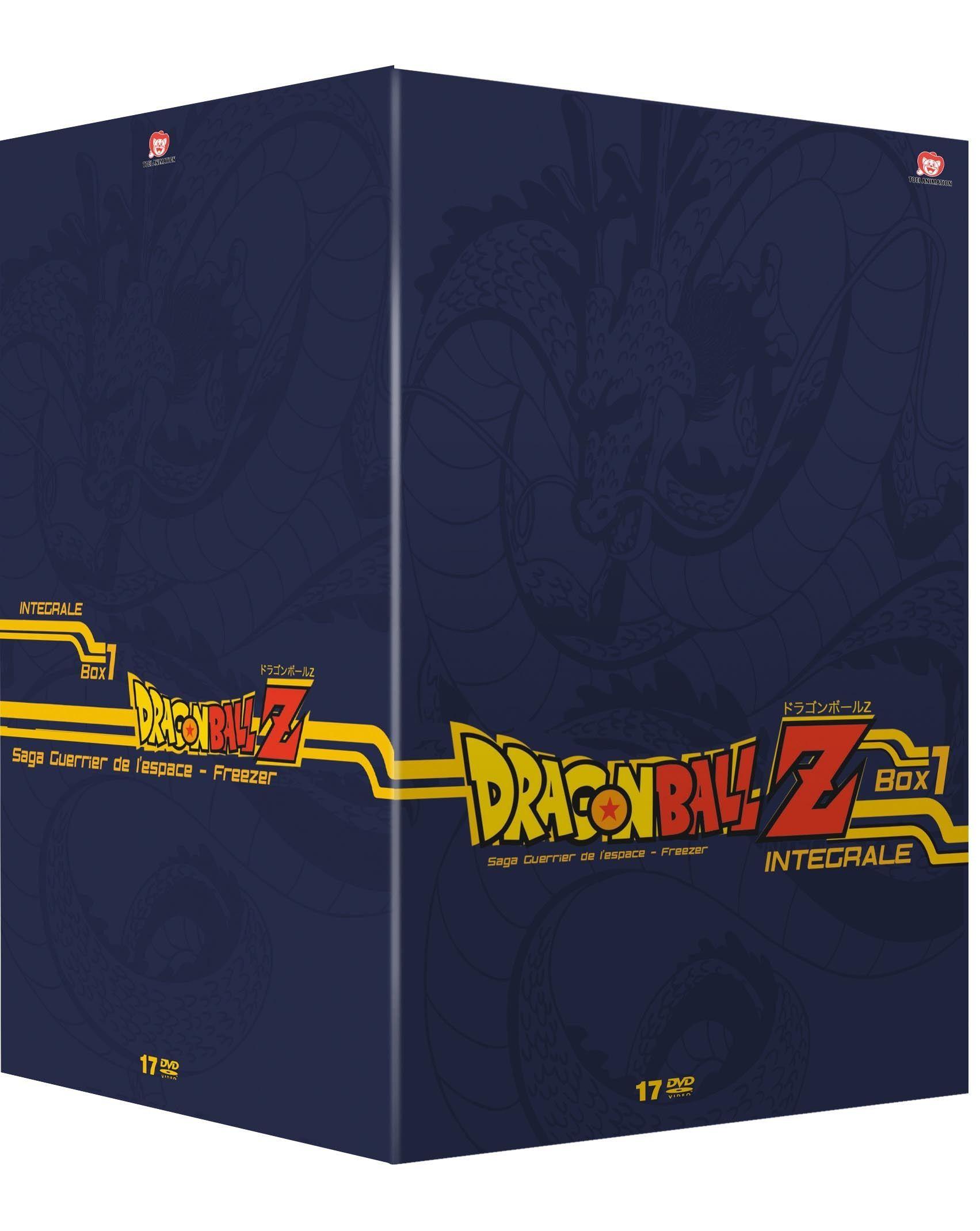 Dragon Ball Z volume 1