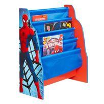 Room Studio - Bibliothèque Spider-Man
