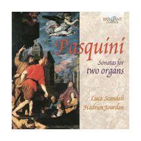Brilliant Classics - Sonates pour 2 orgues