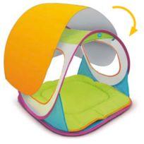 REMOND - Tente anti uv avec tapis de sol bleu/vert