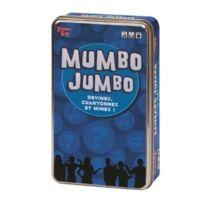 University Games - 8622 - Jeu De SociÉTÉ - Mumbo Jumbo - BoÎTE MÉTAL