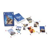 France Cartes - 390267 - Jeu 54 Cartes Paris