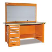 32fd159bd630 BETA - Établi MasterCargo C57S Orange + 189 Outils 057001092
