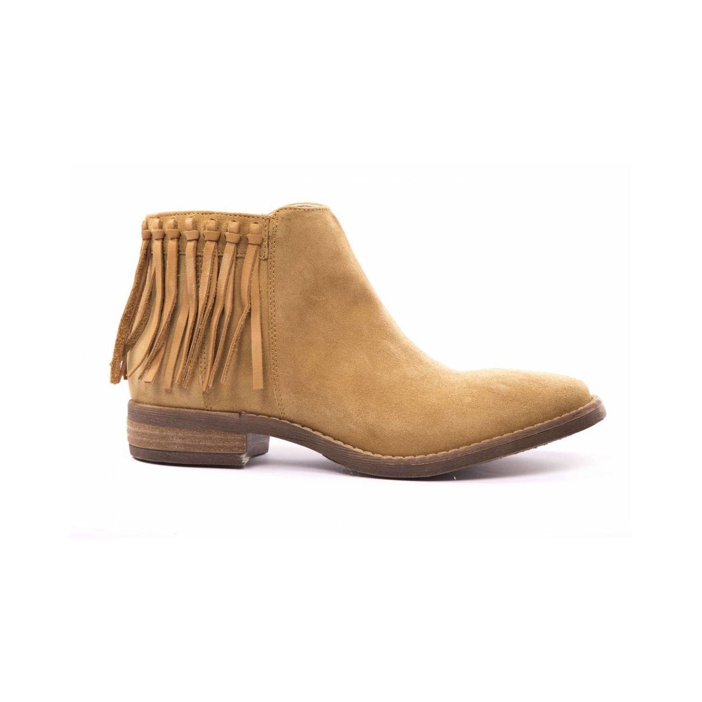 3ed5601db38 REQINS- Boots Zoufris Reqin S - Camel - 37