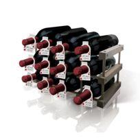 No Name - Vin Bouquet - Étiquettes à vin blanc et rouge réutilisables X 24 + marqueur